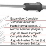 Fixed Length Tube Expander 3C Series