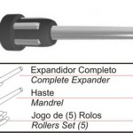 Fixed Length Tube Expander 5P Series