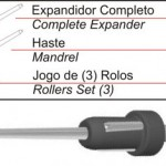 Fixed Length Tube Expander S Series