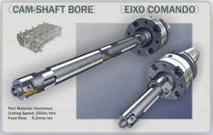 Cam-Shaft Bore