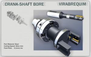 Crank-Shaft Bore