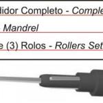 Expandidor de Tubos Regulável C/CR